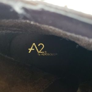 A2 By Aerosoles Shoes - EUC A2 by Aerosoles Sleep Walk Booties, size 9M